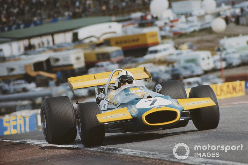 Jack Brabham: 43 yıl 11 ay 5 gün - 1970 Güney Afrika