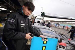 Tadasuke Makino, #100 RAYBRIG NSX-GT