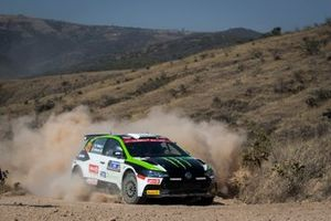 Oliver Solberg, Aaron Johnston, Volkswagen Polo R5