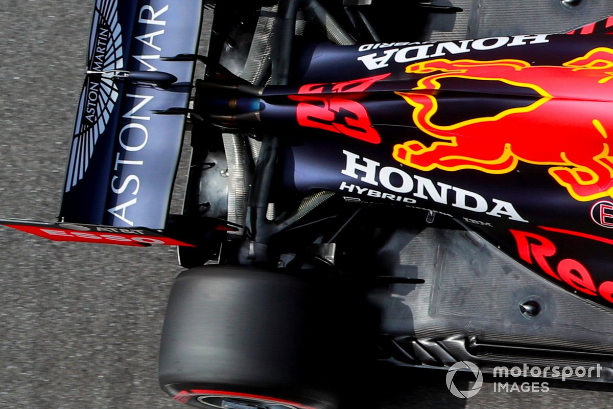 Alexander Albon, Red Bull Racing RB16
