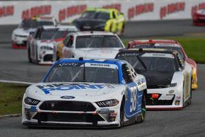 Chase Briscoe, Stewart-Haas Racing, Ford Mustang HighPoint.com, Brandon Brown, Brandonbilt Motorsports, Chevrolet Camaro BMS