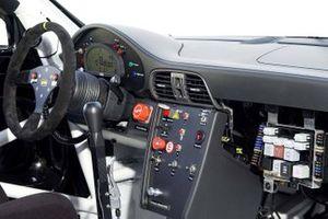 2005 Porsche 911 GT3 Cup steering wheel