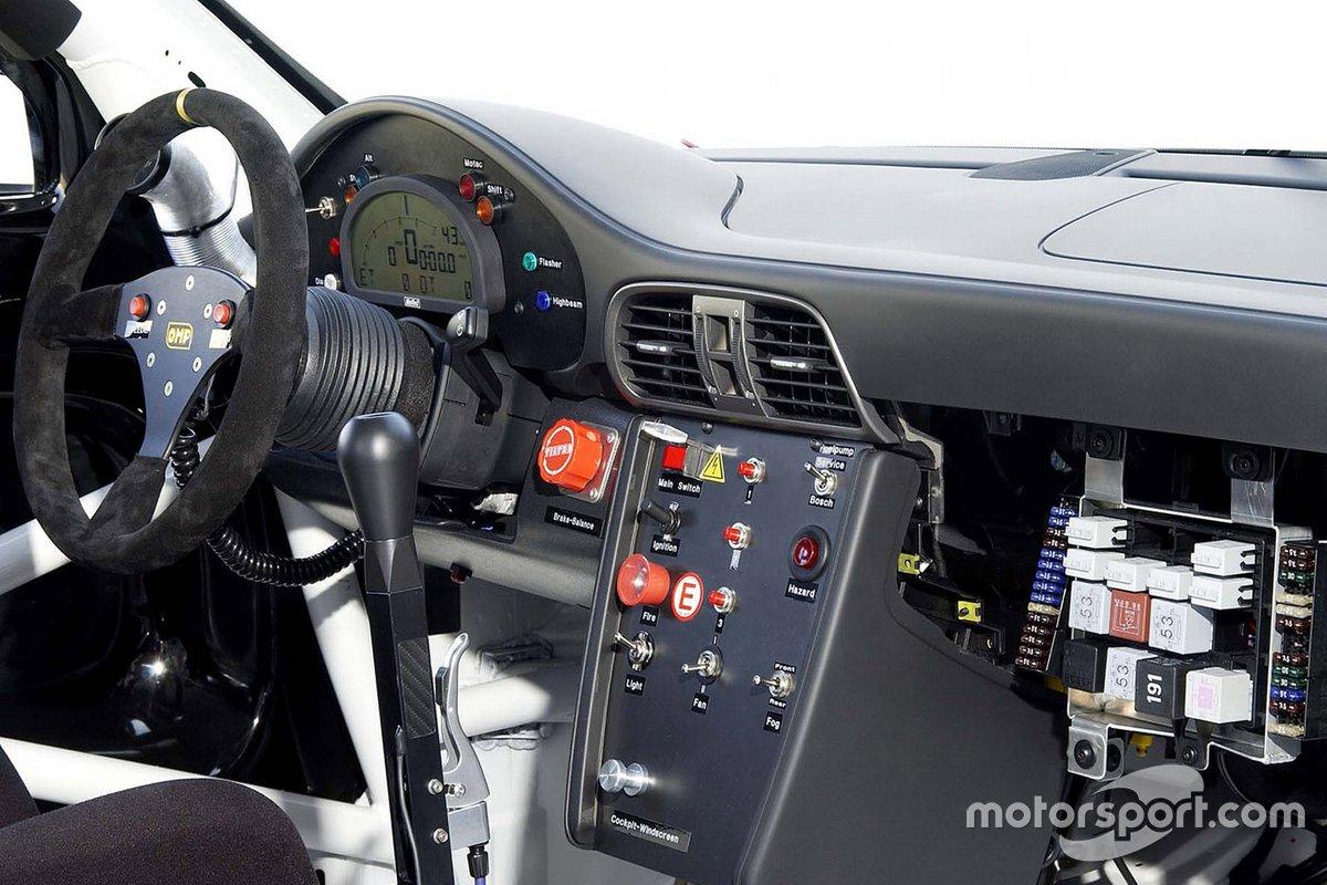 2005 Porsche 911 GT3 Cup