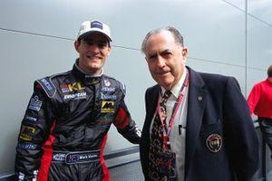 Mark Webber, Minardi, Jack Brabham