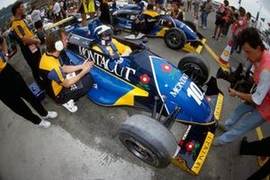 David Coulthard, Paul Stewart Racing