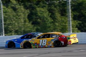 Kyle Busch, Joe Gibbs Racing, Toyota Camry M&M's Mini's
