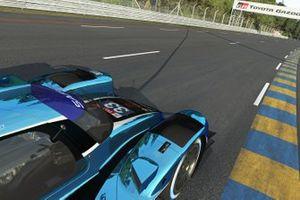 #33 2 SEAS Motorsport Oreca 07 LMP2: Isa Bin Abdulla Al-Khalifa, Oliver Rowland, Rory Macduff, Devin Braune