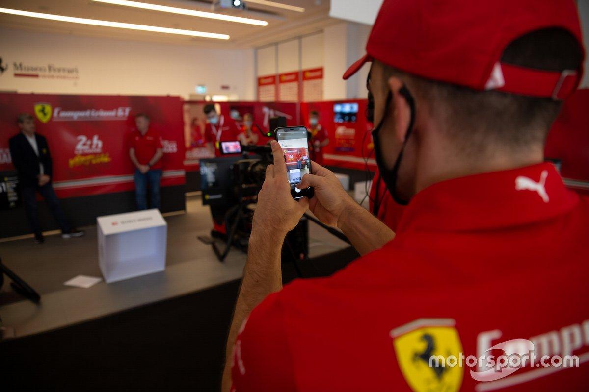 Atmosfera Museo Ferrari
