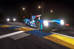 #13 Rebellion Williams Esport Oreca 07 LMP2: Agustin Canapino, Jack Aitken, Alex Arana, Michael Romanidis