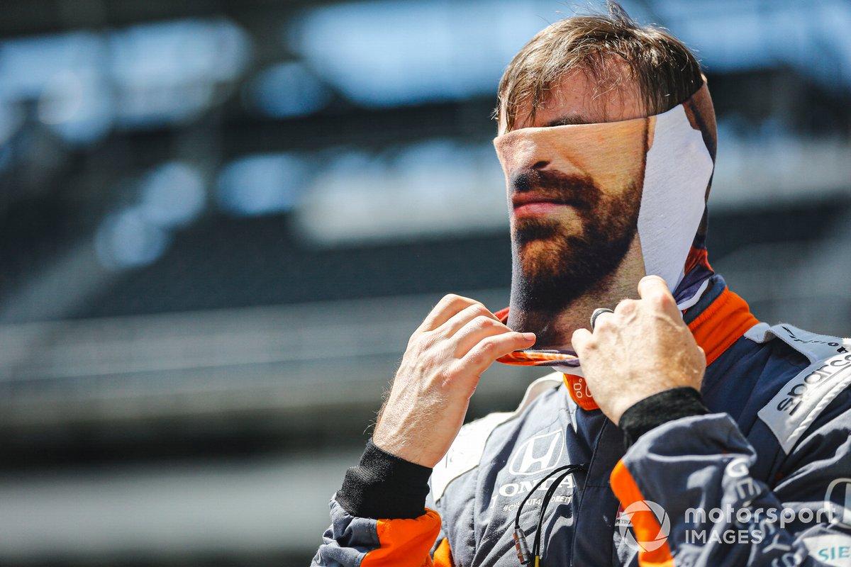 James Hinchcliffe, Andretti Autosport Honda