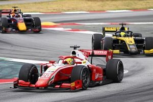 Mick Schumacher, Prema Racing, Guanyu Zhou, UNI-VIRTUOSI and Yuki Tsunoda, Carlin