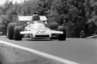 Graham Hill, Brabham BT37 Ford