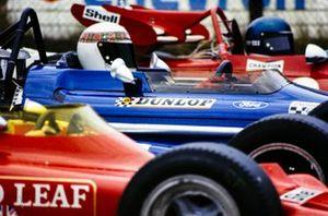 Jackie Stewart, Tyrrell, March 701, Jacky Ickx, Ferrari 312B