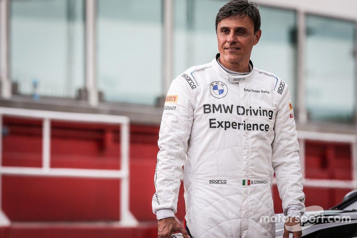 Stefano Comandini, BMW team Italia