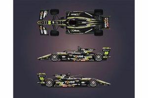 Sergio Sette Camara, #50 B-MAX RACING TEAM