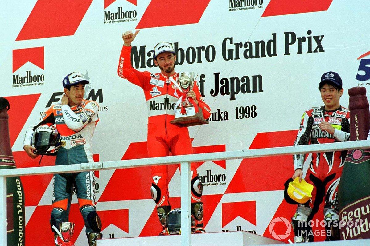 Noriyuki Haga - GP del Giappone 1998