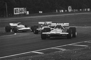Jo Siffert, March 701- Cosworth, Henri Pescarolo, March 701- Cosworth, Chris Amon, Matra MS120 - Cosworth