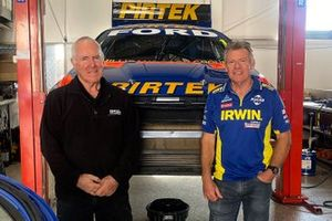 Charlie Schwerkolt, Team 18 and Ross Stone, boss of former Supercars outfit Stone Brothers Racin