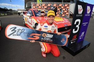 Race 2 third place Scott McLaughlin, DJR Team Penske