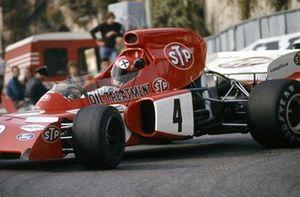 Niki Lauda, March 721X Ford