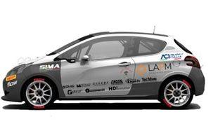 Mattia Vita, ACI Team Italia, Peugeot 208 R2