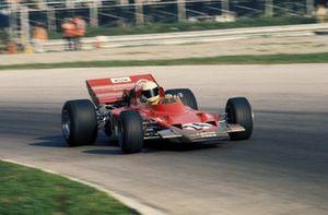 John Miles, Lotus 72C