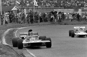 Francois Cevert, Tyrrell 002 Ford, John Surtees, Surtees TS9 Ford