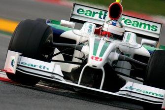 Lucas Di Grassi, Honda RA108