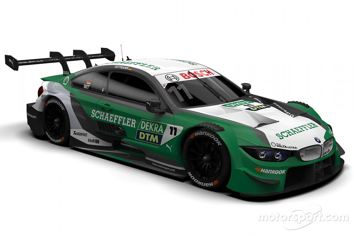 #11: Marco Wittmann (BMW Team RMG)