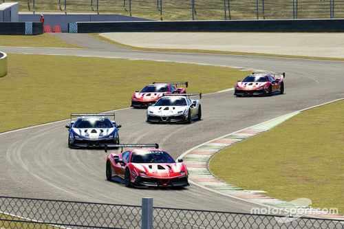 Anuncio Ferrari eSports Series