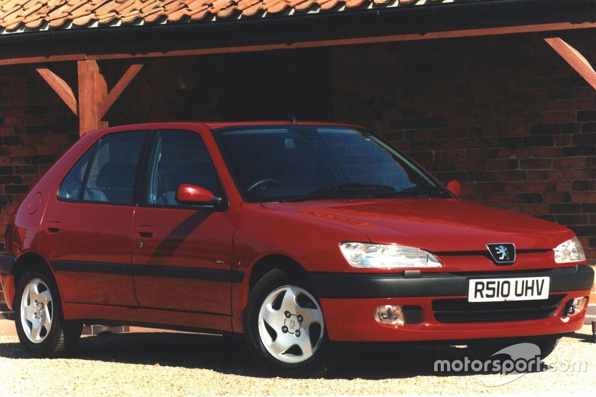 Jamie Green (Peugeot 306 Diesel)