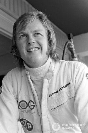Ronnie Peterson, March, GP di Francia del 1971