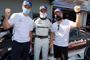 #6 Mercedes-AMG Team HRT AutoArenA Mercedes-AMG GT3: Patrick Assenheimer, Dominik Baumann, Dirk Müller