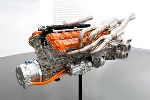 Gordon Murray Automotive T.50, Cosworth GMA V12 engine