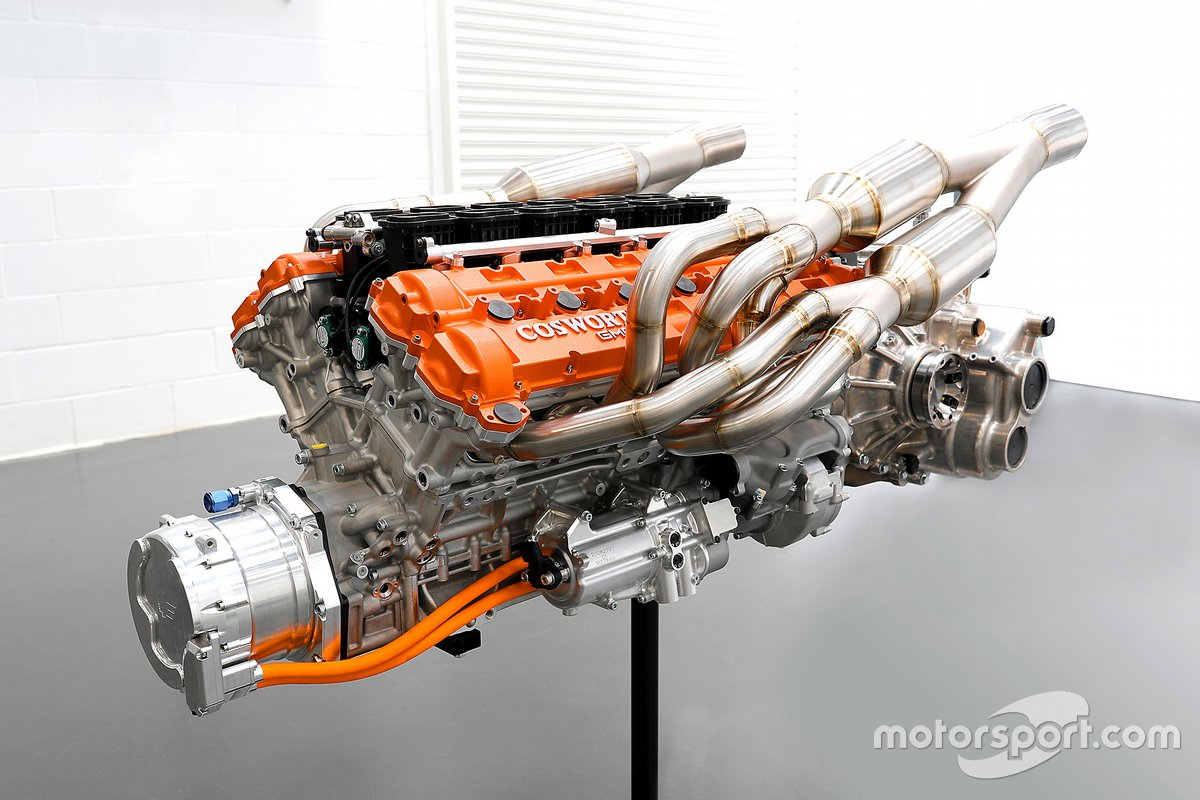 Gordon Murray Automotive T.50, Cosworth GMA V12 engine