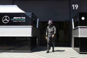 Льюис Хэмилтон, Mercedes F1 W11