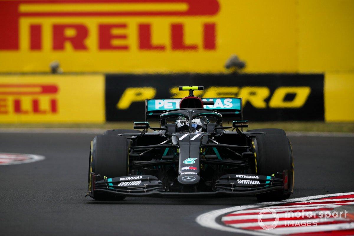 Valtteri Bottas, Mercedes F1 W11, 1m13.554s.