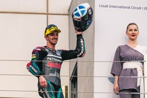 Podium: John McPhee, SIC Racing Team