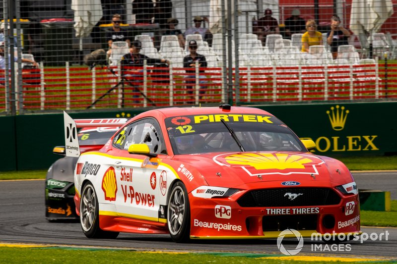 Фабиан Култхард, DJR Team Penske Ford