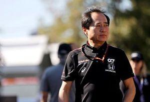 Toyoharu Tanabe, Technical Director, Honda