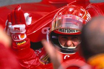 1. Michael Schumacher, Ferrari F2004