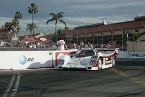 Jochen Mass, Porsche 962