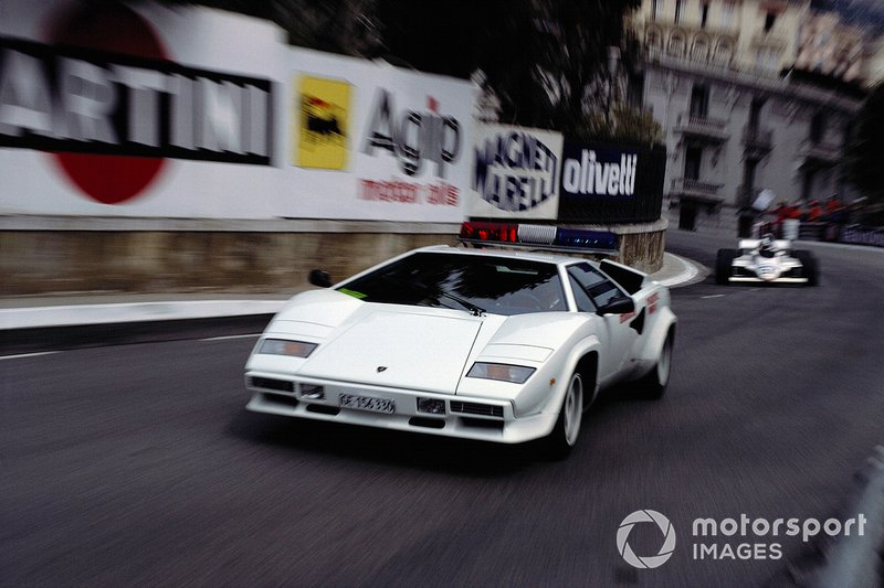Lamborghini Countach (Mónaco 1981, 1982, 1983)