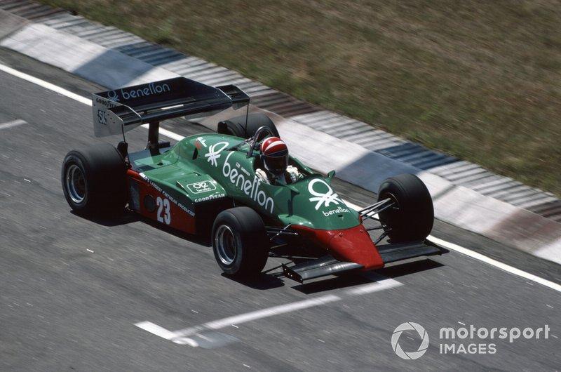 Eddie Cheever (132 GPs)