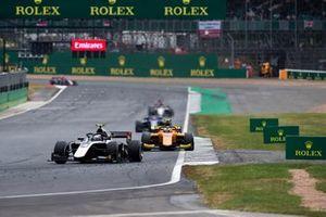 Nyck De Vries, ART Grand Prix en Jack Aitken, Campos Racing