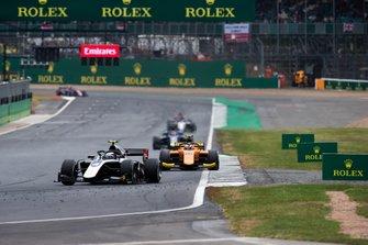 Nyck De Vries, ART Grand Prix e Jack Aitken, Campos Racing