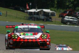 #9 PFAFF Motorsports Porsche 911 GT3 R, GTD: Scott Hargrove, Zacharie Robichon