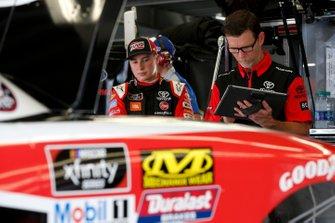 Christopher Bell, Joe Gibbs Racing, Toyota Supra Ruud-Ferguson