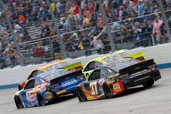 Chris Buescher, JTG Daugherty Racing, Chevrolet Camaro Kroger Simmer Like A Winner Ryan Preece, JTG Daugherty Racing, Chevrolet Camaro Kroger