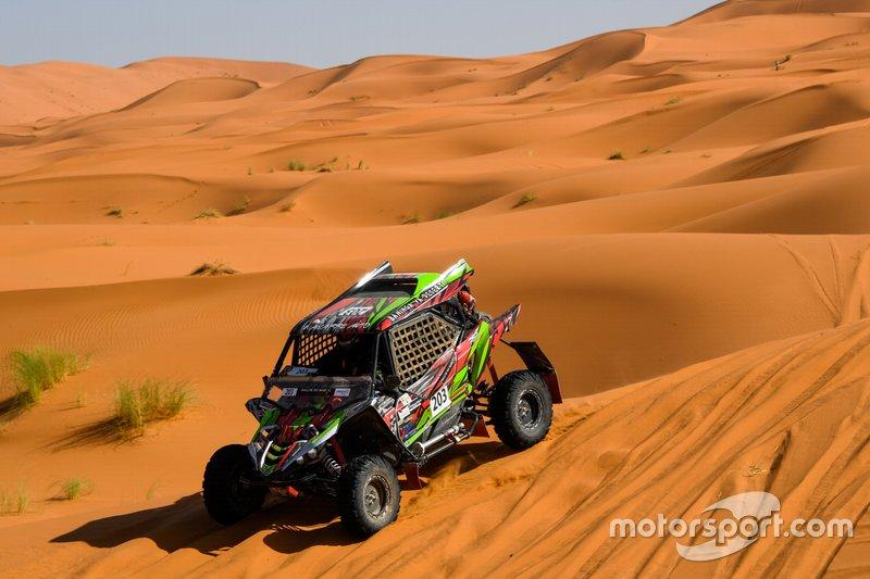 #203: Baninga Ya Desert: Vincent Albira, Philippe Navech